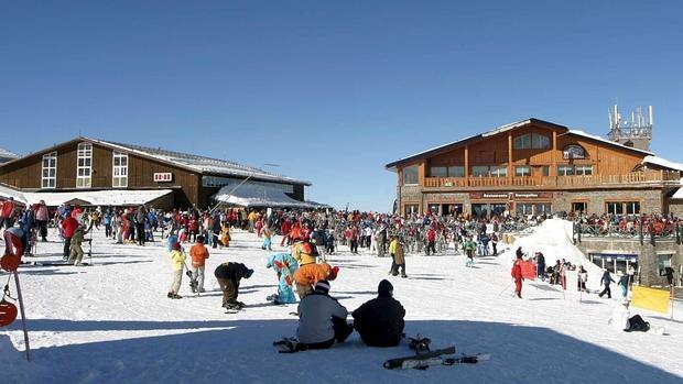 viajar esqui: