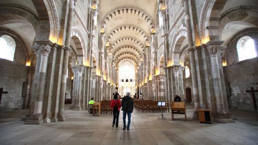Basílica Sainte-Madeleine de Vézelay