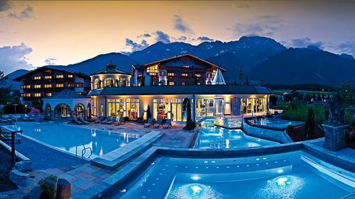 Una imagen del resort Schwarz