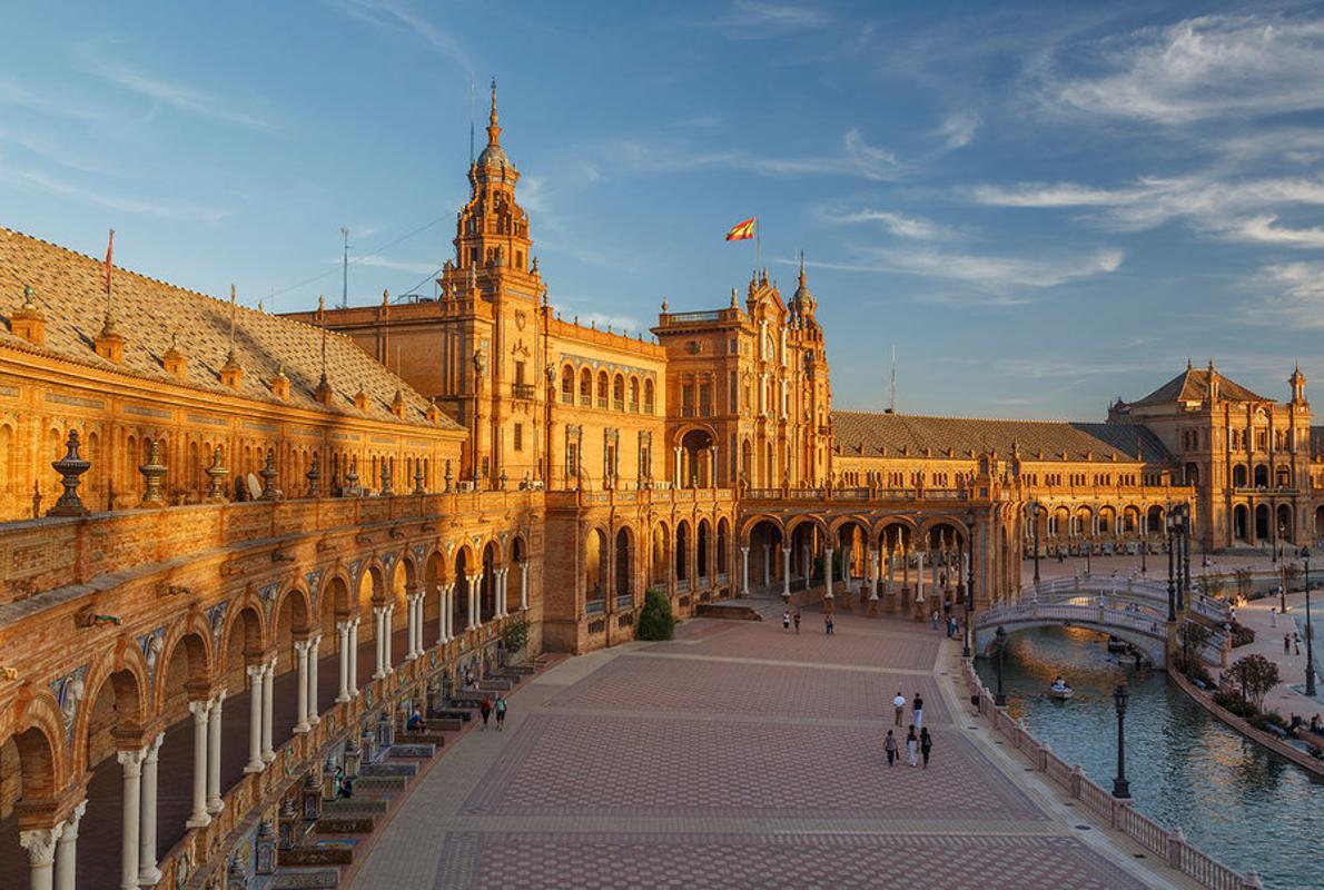 Sevilla 6 mejor ciudad del europa para viajar 2016 - Mejor spa sevilla ...