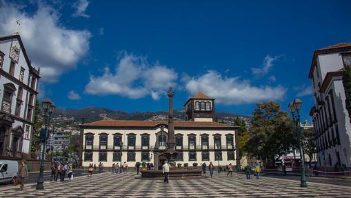 Plaza del Ayuntamiento de Funchal