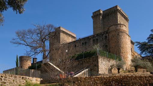 Castillo de Jarandilla de la Vera