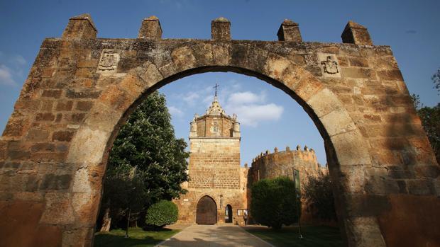 Monasterio de Veruela, en la provincia de Zaragoza
