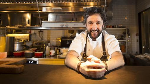 Diego Guerreo, jefe de cocina de Dstage, nuevo en la lista