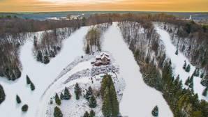 La estación de esquí privada que busca comprador