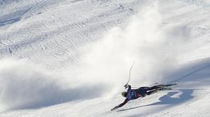 Vídeo: cómo es la pista de esquí alpino más peligrosa del mundo