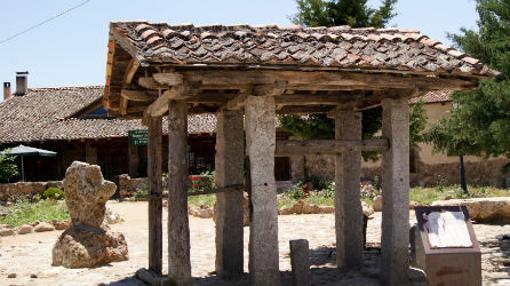 La Fragua, en Sotosalbos
