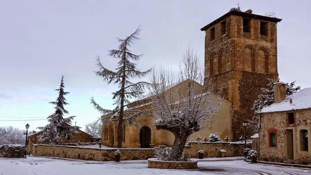 Iglesia de San Miguel Arcángel, en Sotosalbos