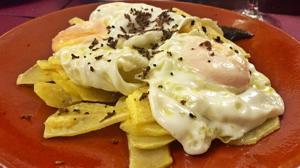 Los mejores huevos fritos de Sevilla