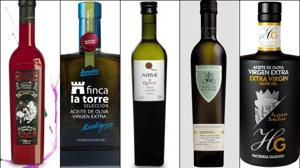 Cinco de los mejores aceites de oliva virgen extra de España