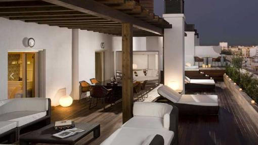 El Gran Meliá Colón ofrece unas maravillosas vistas. desde sus terrazas Fuente: melia.com