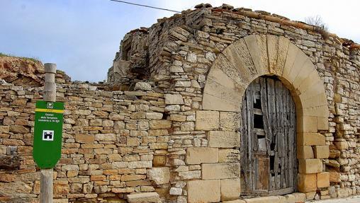 Castillo de Grañena