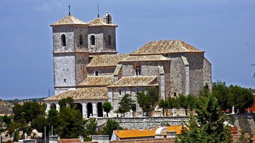 Campo Real. Iglesia de Nuestra Señora del Castillo