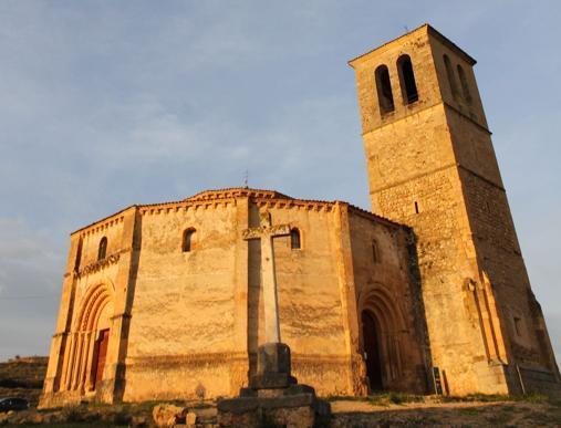 Iglesia de la Vera Cruz, Segovia
