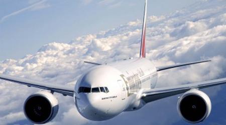 Boeing 777-200LR, de Emirates