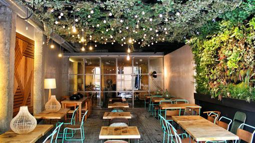 Los restaurantes m s rom nticos de sevilla para una cena - Preparar algo romantico en casa ...
