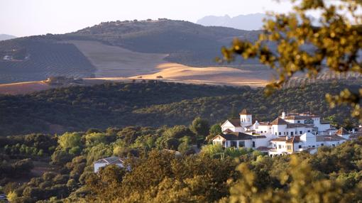 Hotel La Bobadilla, en la sierra de Loja