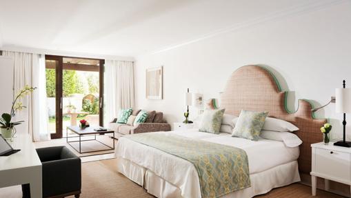 Una habitación del Marbella Club Golf Resort & Spa