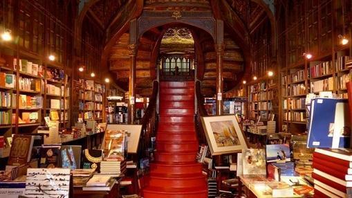 Por la Librería Lello pasa una media de 4.000 personas diarias