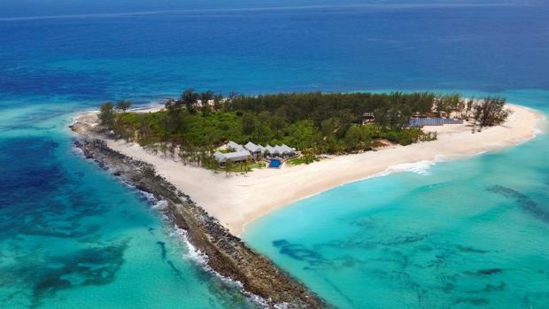 Seis islas privadas con hotel para desconectar del mundo for Hoteles en islas privadas