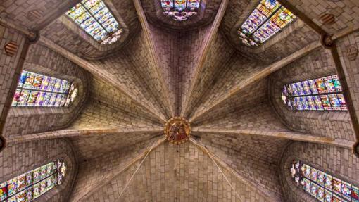 Vidrieras del monasterio de Pedralbes