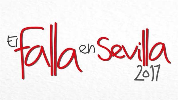 Cartel de El Falla En Sevilla 2017