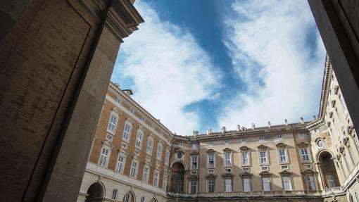 Vista del Palacio Real de Caserta (Reggia di Caserta)