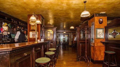 Snack Bar The Trinity. Fuente: Facebook Snack Bar The Trinity