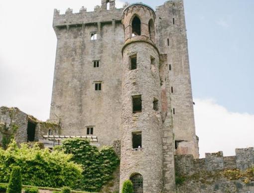 Castillo de Blarney en el Condado de Cork