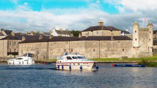 Castillo de Enniskillen en el Condado de Fermanagh