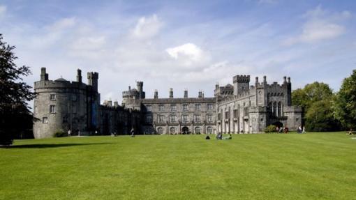 Castillo de Kilkenny en el condado de Kilkenny