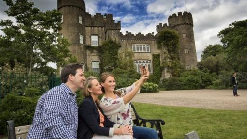Castillo de Malahide en el Condado de Dublín