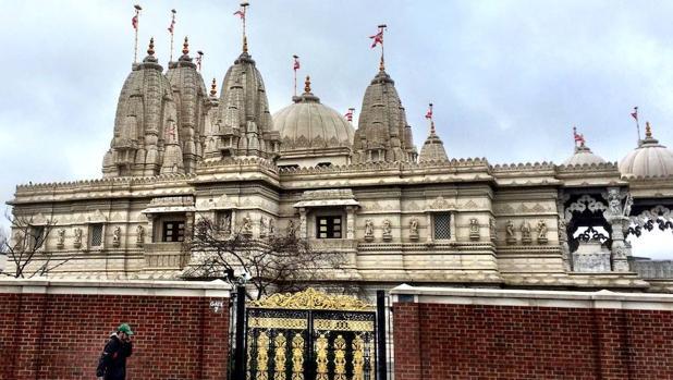 Templo hindú de Neasden
