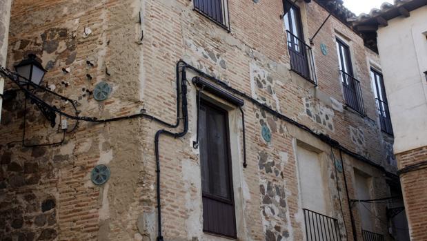 Casa del Termple, en Toledo