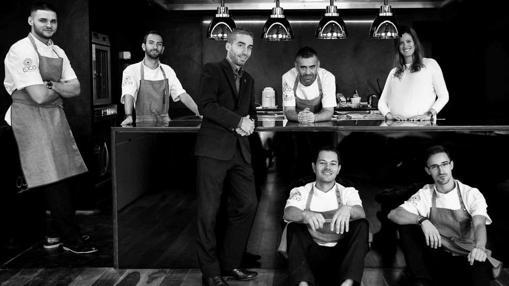 El equipo de Loco Restaurant