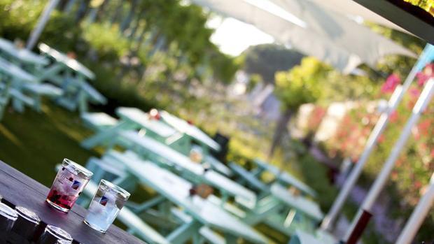 Comienza la temporada de terrazas de verano en Sevilla. Fuente: muellenewyork.com
