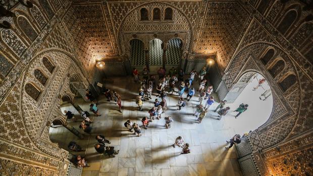 Ya se puede disfrutar de las Visitas Teatralizadas Nocturnas al Alcázar de Sevilla