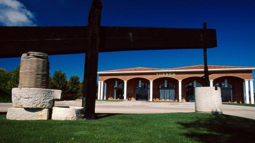 Centro de Visitas en Pacs del Penedès