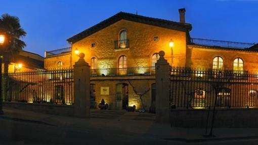 Bodegas Muga, en Haro (La Rioja)