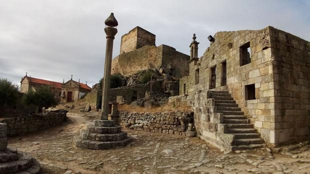 Marialva, pueblo histórico en Portugal