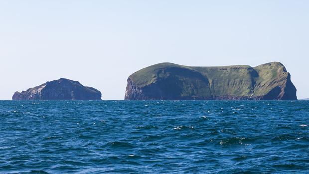 Cuatro misteriosas islas nacidas por erupciones volcánicas