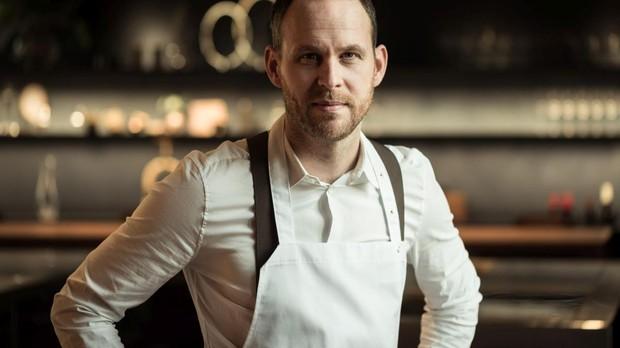 Björn Frantzén, chef de Frantzén (Suecia)