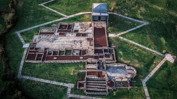 Los lugares donde los romanos dejaron su huella en Gijón