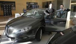 grupo ventauto inaugura un nuevo concesionario de lancia - abc.es
