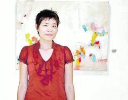 Fumiko Amano, entre la pintura y el marketing